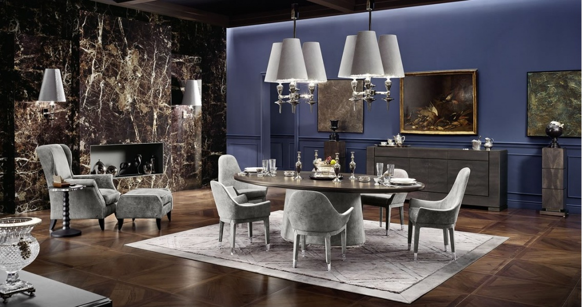 Dining Room Smania 1 Formus Furniture From Italy