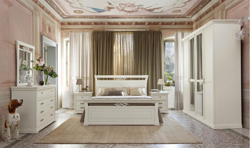 bedroom mod vittoria formus   furniture from italy